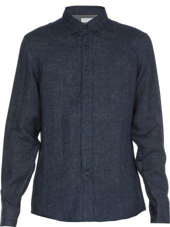 Brunello Cucinelli Linen Shirt