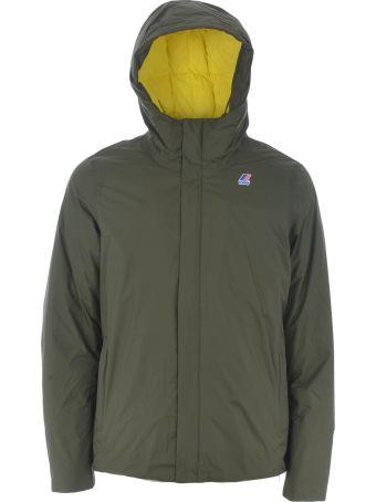 K-Way Concealed Hooded Jacket