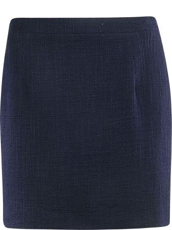 Alessandra Rich Classic Mini Skirt