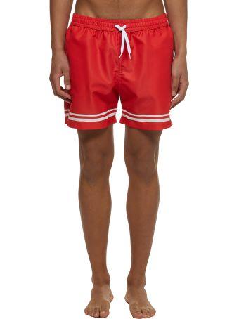 GCDS Logo Swim Shorts