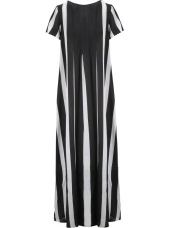 PierAntonioGaspari Striped Long Dress