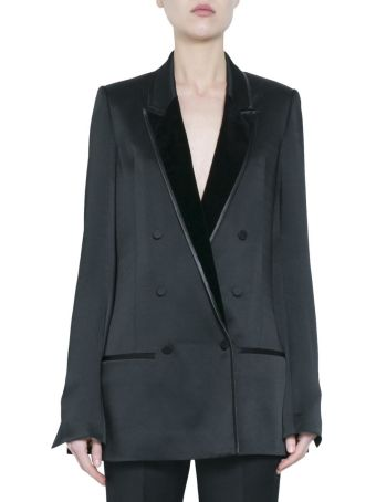 Haider Ackermann Double-breasted Blazer