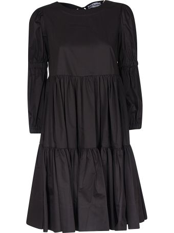 Molly Goddard Pleated Dress