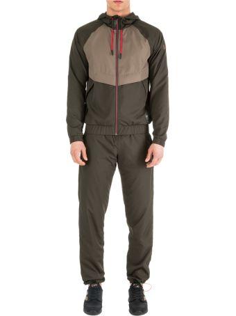 EA7  Tracksuit Pants With Sweatshirt Fashion