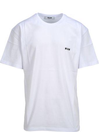 MSGM Tshirt Msgm! Back