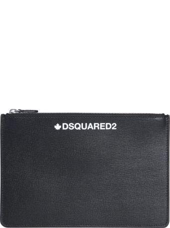 Dsquared2 Logo Pouch