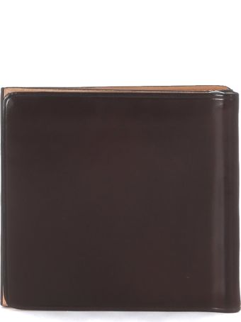 Il Bussetto Dark Brown Tuscan Leather Wallet