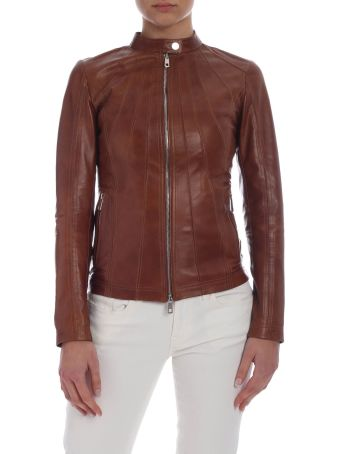 Desa 1972 Desa - Leather Jacket