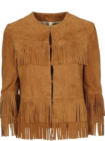 Unfleur Fringed Jacket