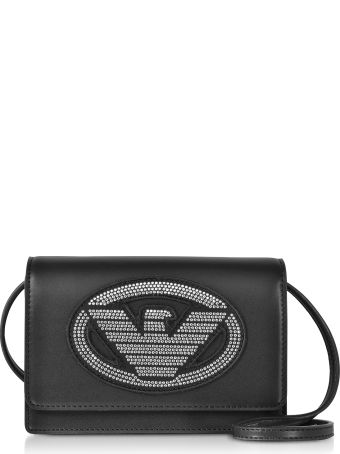 Emporio Armani Logo Signature Mini Bag