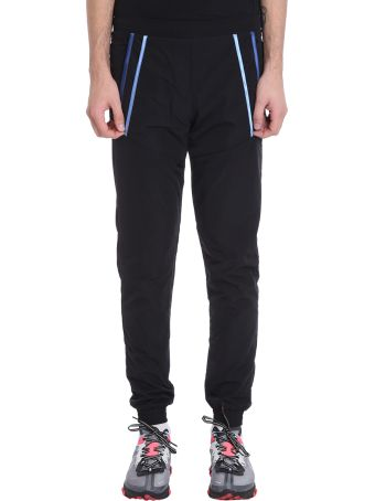 Cottweiler Black Nylon Pants