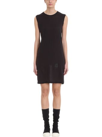 DRKSHDW Black Tunic Dress