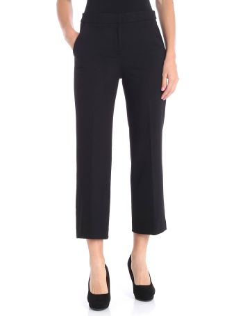 Liviana Conti Viscose Blend Trousers