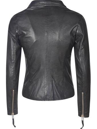 Bully Zip Biker Jacket