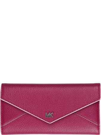 Michael Kors Grainy Leather Wallet