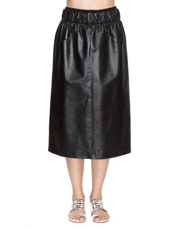 Givenchy Leather Skirt