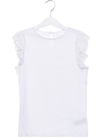 Stella McCartney Ruffled Detail Top