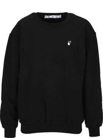 Off-White Off White Flock Arrows Sweatshirt