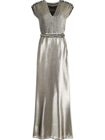 Max Mara Lurex Dress