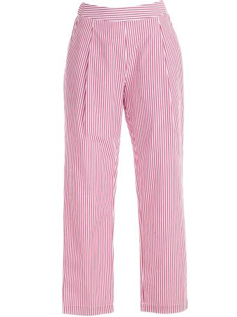 SEMICOUTURE Striped Trousers