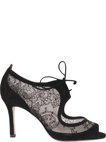 Antonio Barbato Lace Sandals