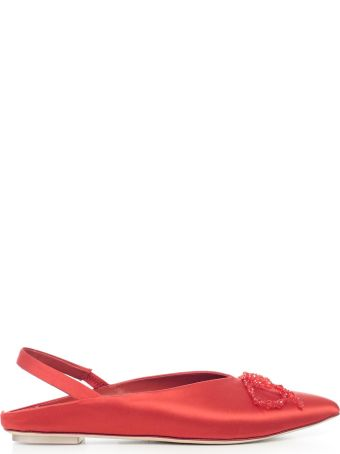 Simone Rocha Flat Shoes