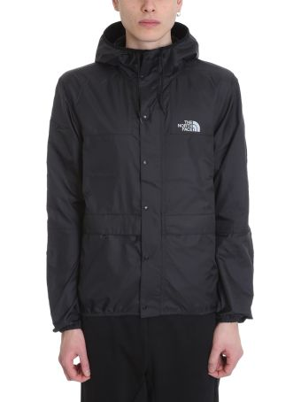The North Face Black Technical Fabric Jacket