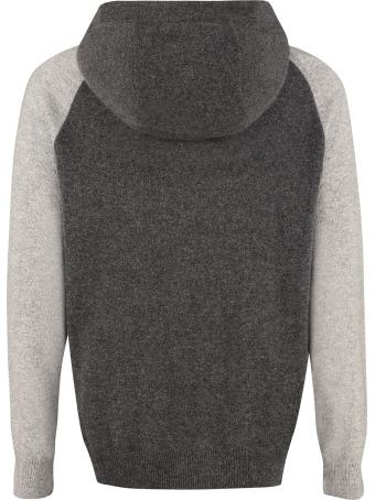 Max Mara Liegi Hooded Sweater
