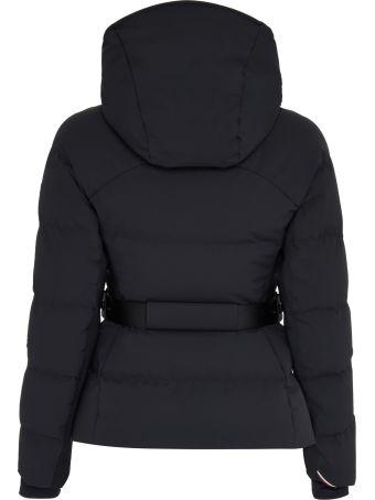 Moncler Grenoble Guyane Hooded Short Down Jacket