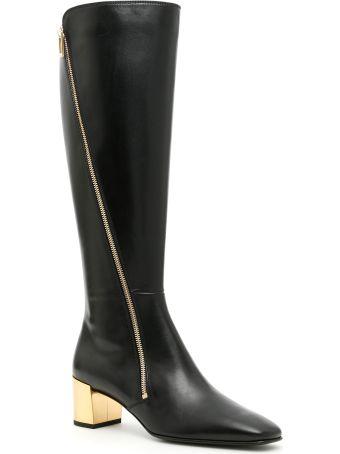 Roger Vivier Polly Zip Boots