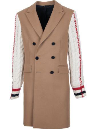 LC23 X Danilo Paura Wool Sleeved Coat