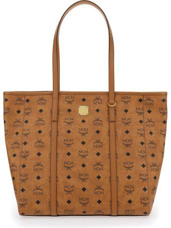MCM Shopper Bag