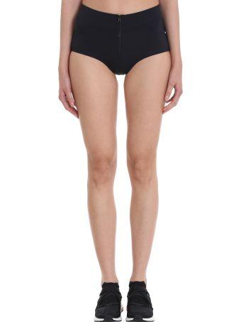 Adidas by Stella McCartney Black Technical Fabric Triathlon Shorts