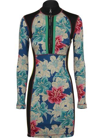 Etro Slim Floral Dress