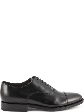 Green George Oxford Polished Lace-up