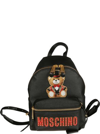 Moschino Teddy Playboy Backpack