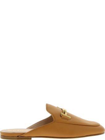 Tod's Ballet Flats Shoes Women Tod's