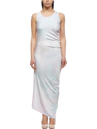 MM6 Maison Margiela Fitted Maxi Dress