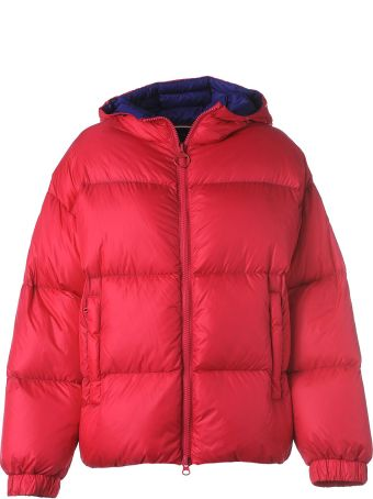 Colmar Oversize Red Down Jacket