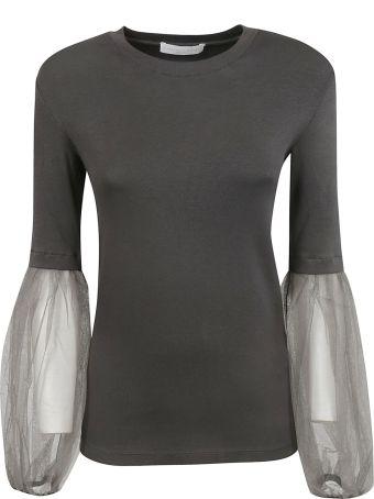 Fabiana Filippi Ribbed T-shirt