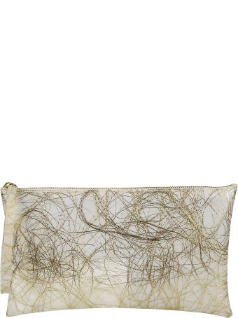 Luisa Cevese - Riedizioni Luisa Cevese Threads Detail Clutch
