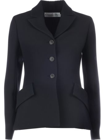 Christian Dior Dior Buttoned Jacket
