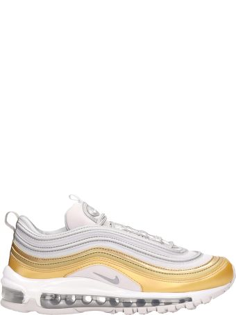 Nike Air Max 97 Special Edition Vast Grey Metallic Silver Metallic Gold Sneakers