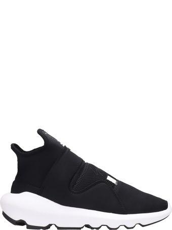 Y-3 Suberou Black Scuba Sneakers