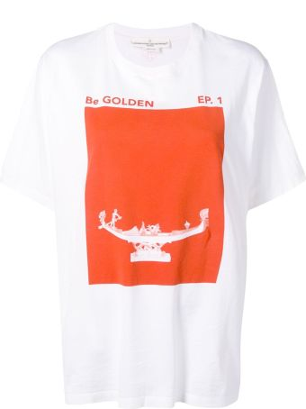 Golden Goose Deluxe Brand Graphic T-shirt