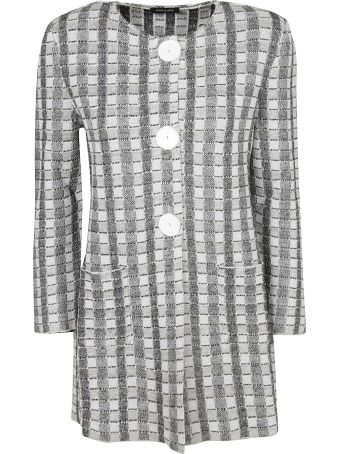 Anneclaire Buttoned Cardigan