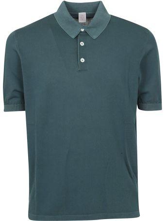 Eleventy Short-sleeved Polo Shirt
