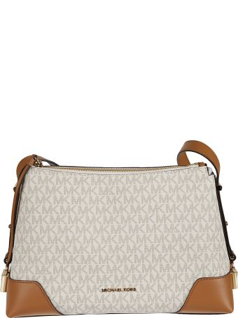 Michael Kors Crosby Monogram Shoulder Bag