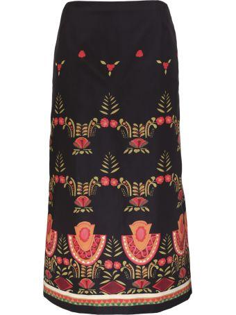La DoubleJ Printed Skirt
