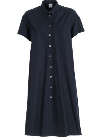 Aspesi Buttoned Dress